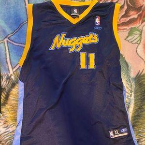 Denver Nuggets Earl Boykin jersey